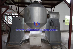 tungstic acid drying machine picture