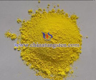 tungstic acid picture